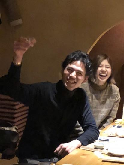 夙川店 西宮北口店の望年会に参加しました。